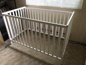 White baby crib for Sale in Mukilteo, WA