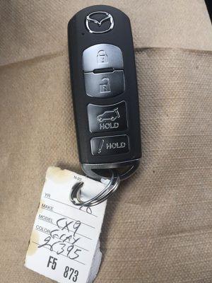 Remote control Mazda 2015 for Sale in Comstock Park, MI