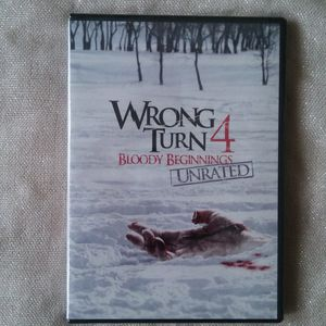 DVD WRONG TRUN4 BLOODY BEGINNING S for Sale in Beverly Hills, CA