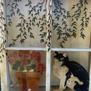 Vintage Window Pane for Sale in West Palm Beach, FL