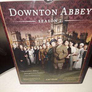 Downton Abbey Season 2 for Sale in Maricopa, AZ