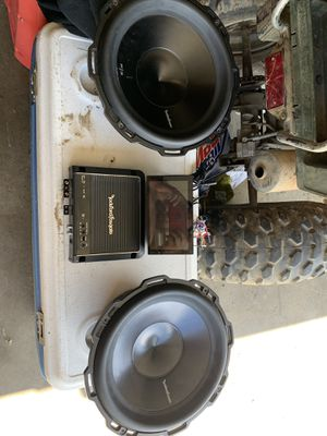 Car audio for Sale in Obetz, OH