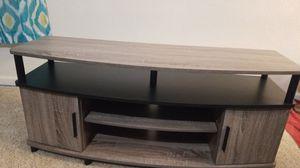Mueble para TV en muy buen estado sólo tengo 4 meses que lo compre for Sale in Manteca, CA