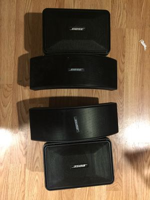 Bose speakers for Sale in Tacoma, WA