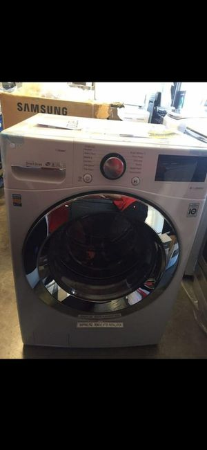 New LG Washer & Gas Dryer Set for Sale in Whittier, CA