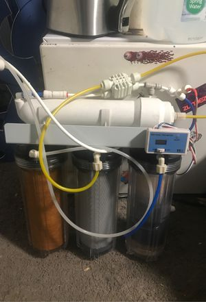 fish tank filter for Sale in Tampa, FL