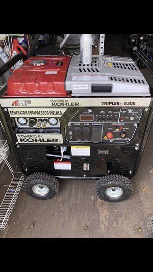 Brand new Welder generator air compressor for Sale in MAGNOLIA SQUARE, FL