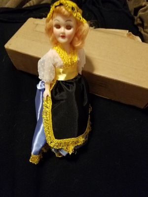 Antique doll for Sale in Coeur d'Alene, ID