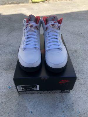 Jordan 5 Fire Red 2020 Release for Sale in Vernon, CA