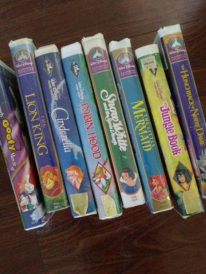 DISNEY VHS for Sale in Seattle, WA