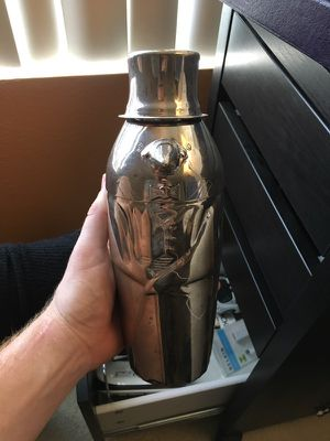 Vintage cocktail shaker for Sale in Austin, TX