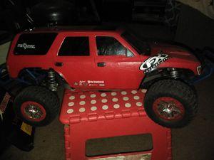 Traxxas Slash ultimate edition 4x4 vxl RC truck super upgraded for Sale in Spokane, WA