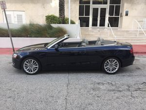 Audi A5 convertible Quattro not for parts for Sale in Miami, FL