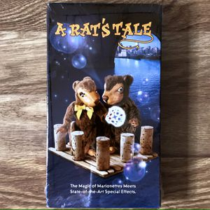 A Rat's Tale VHS Movie Film Tape for Sale in Pahrump, NV