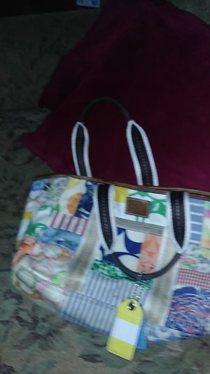 Gently used Coach purse and matching wallet for Sale in Fife, WA