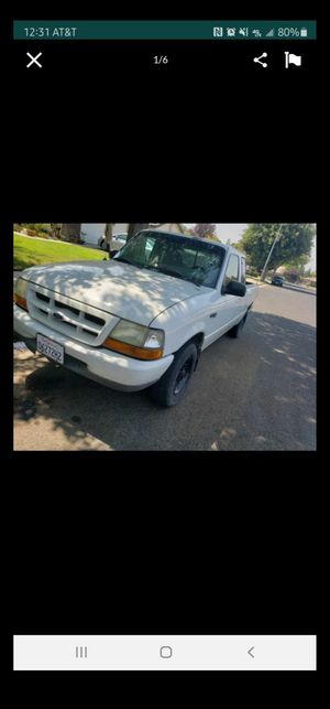 1999 ford ranger xlt sport for Sale in Madera, CA