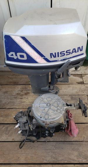Nissan Tohatsu 40 Hp Outboard Motors for Sale in Brentwood, CA