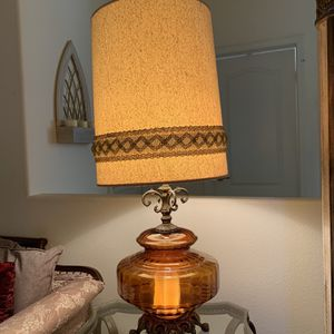 Mid Century Modern Table Lamps for Sale in Eastvale, CA