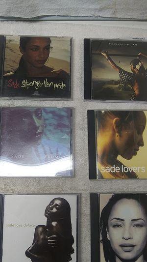 SADE CD'S for Sale in El Paso, TX