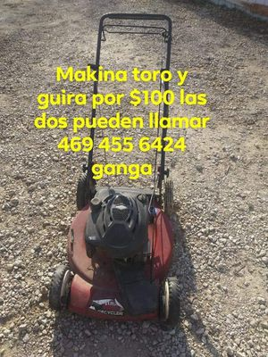 Vendo makina. Y guira 100 por las dos for Sale in Dallas, TX