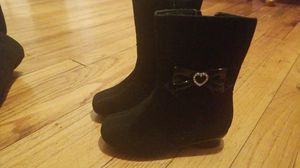 Girl dress boots for Sale in Bloomfield, CT