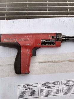 Hilty Dx35 For Parts for Sale in Dallas,  TX
