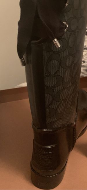 Coach Tristee Outline Black/Smoke for Sale in Yonkers, NY