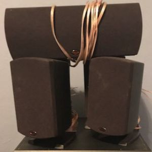 (5) Klipsch Quintet Surround Speakers for Sale in Edmond, OK