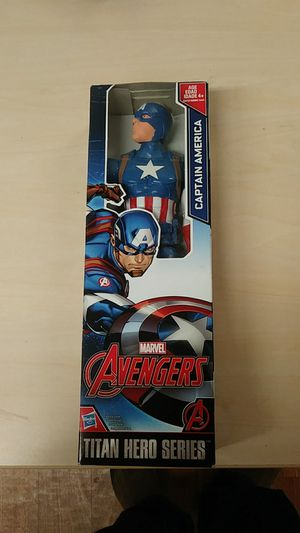 Captain America Marvel Avengers for Sale in North Providence, RI