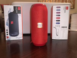 Bluetooth Waterproof Speaker for Sale in Cypress, TX