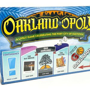 Oakland-Opoly Game Limited Edition Local Monopoly- Sealed & Rare. for Sale in San Diego, CA