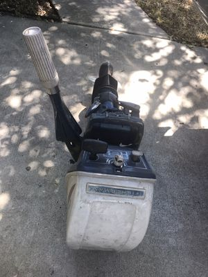 Evinrude outboard motor for Sale in San Antonio, TX
