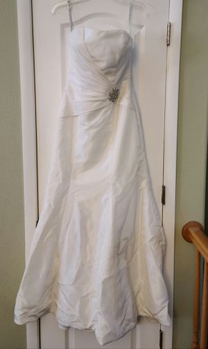 Strapless Wedding Dress for Sale in Las Vegas, NV