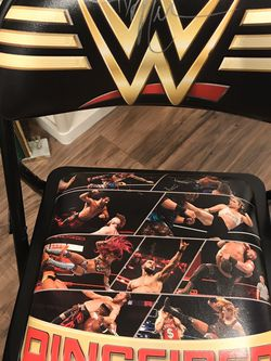 WWE Chair With Shane McMahon Signature for Sale in Pittsburgh,  PA