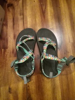 New Chacos camper turquoise size 3 for Sale in Covington, GA