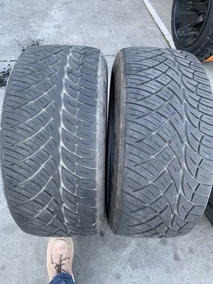 Nitto 420s tires for Sale in Sanger, CA