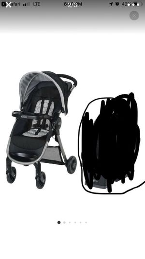 Graco click connect stroller, compatible with Graco car seats for Sale in Tacoma, WA