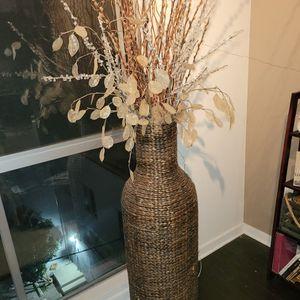 Big Decorative Vase for Sale in Los Angeles, CA