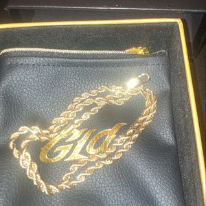 20 Inch 4mm Rope Chain for Sale in Moreno Valley, CA