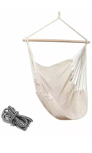 Beige hammock hanging chair for Sale in Somerset, KY