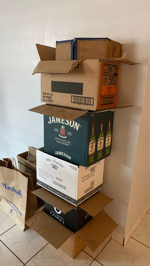 Free Boxes for Packing for Sale in Coral Gables, FL