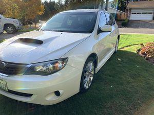 2008 Subaru Impreza WRX Hatchback AWD for Sale in Federal Way, WA