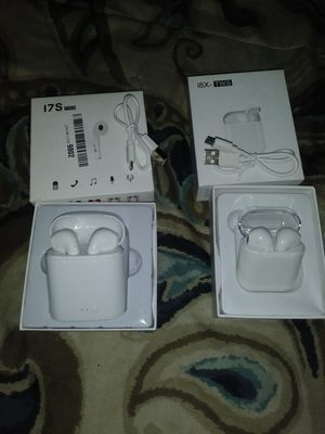 Wireless Iphone an Android headphones loww for Sale in Lawrence, IN