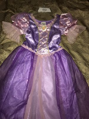 Rapunzel Disney princess dress size 5/6 for Sale in Staten Island, NY