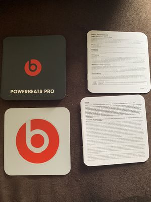 PowerBeats Pro By.Dre for Sale in Charlotte, NC