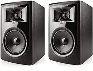 Jbl 305 mkii two speakers used like new for Sale in San Dimas, CA