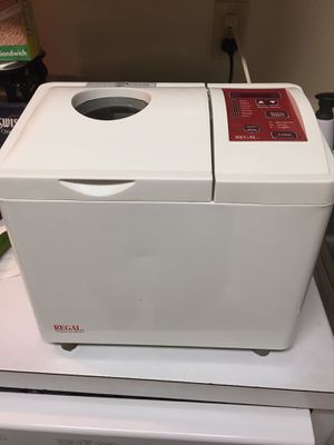 Regal Bread Maker Machine for Sale in Lincolnia, VA