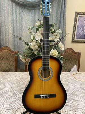 sunburst fever classic acoustic guitar for Sale in South Gate, CA