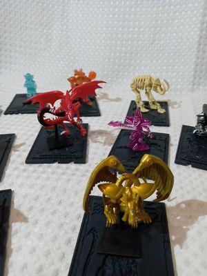 1996 Yu Gi oh mini figures for Sale in Hemet, CA