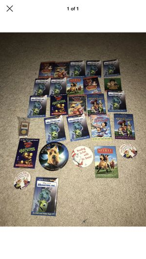 Lot of pins-Disney for Sale in Lisle, IL